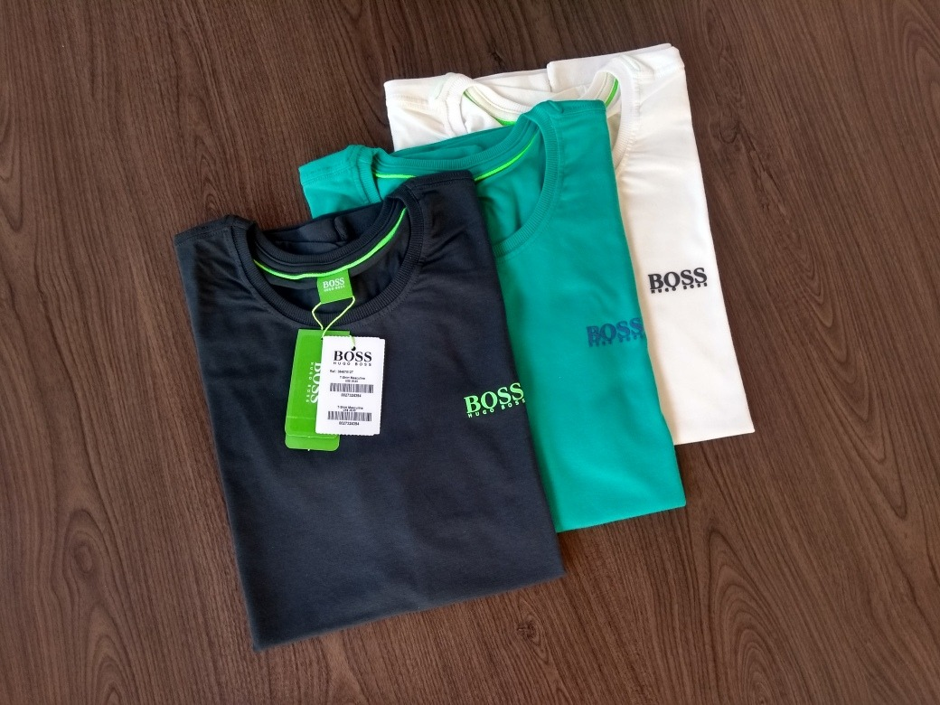 camiseta hugo boss emborrachada importada peruana 2. Carregando zoom. cd1df0aac97