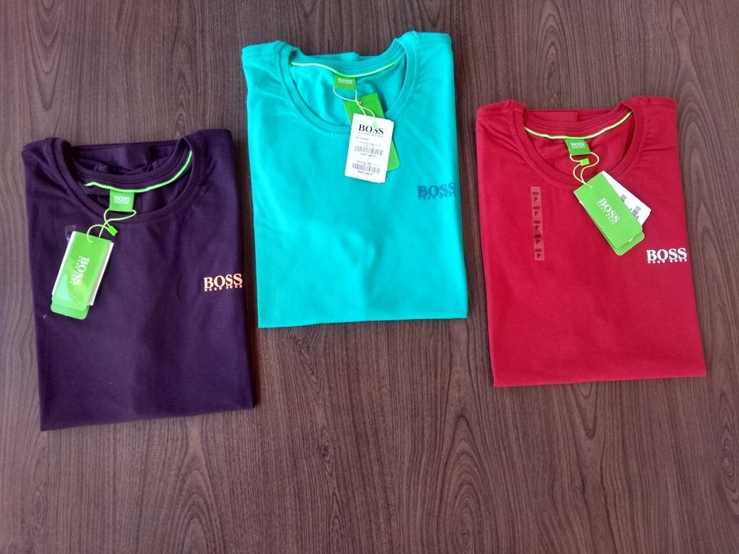 camiseta hugo boss emborrachada importada peruana 2. Carregando zoom. 66b6c02c3d4