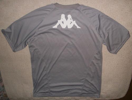 camiseta huracán de tres arroyos marca kappa, talle xl