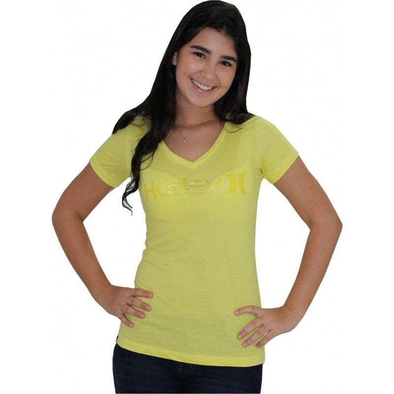 camiseta hurley one   only periquito feminina. Carregando zoom. 0f668f02d39