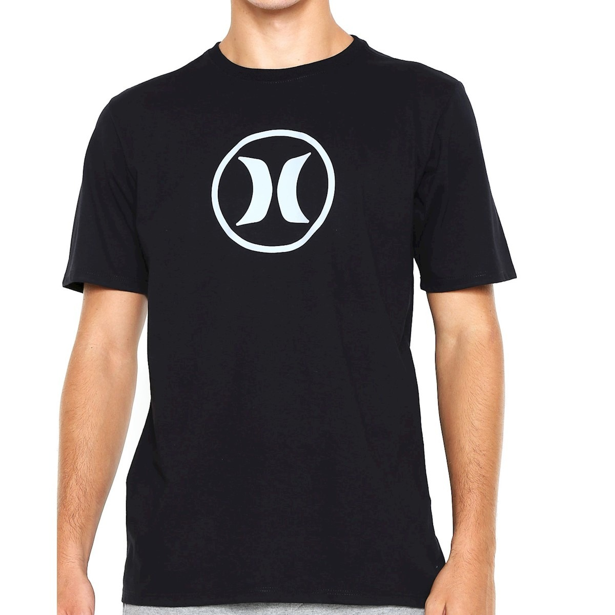 camiseta hurley silk circle icon. Carregando zoom. 5e7d192452c