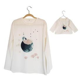 Camiseta Igual Para La Niña Y Su Muñeca American Girl  T. 12