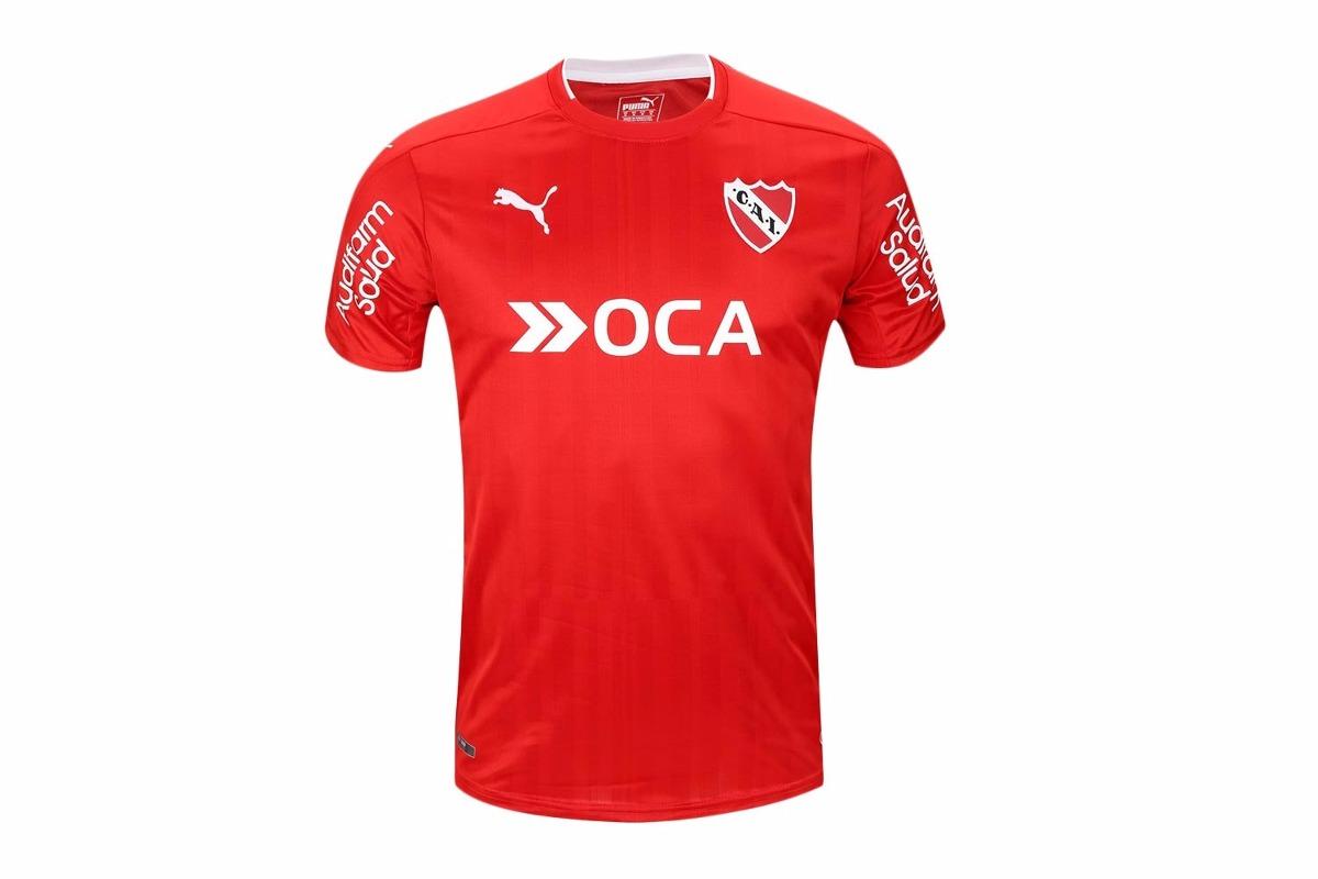 Camiseta Puma Independiente 2016 2017 Home Niño Rj bl -   1.100 5043579c0839a