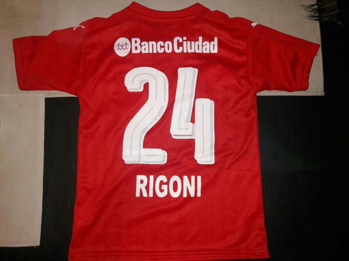 d0ff58bd4 Camiseta Independiente Titular Niños 2016 17 Nueva -   270