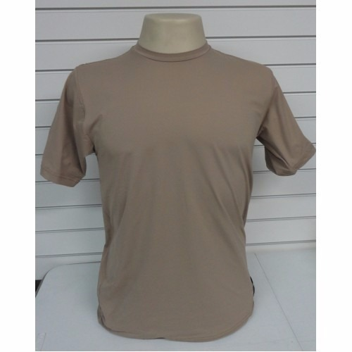 Camiseta Infantil 100% Algodão Caqui- Leia Descrição - R  13 49b4a465e57
