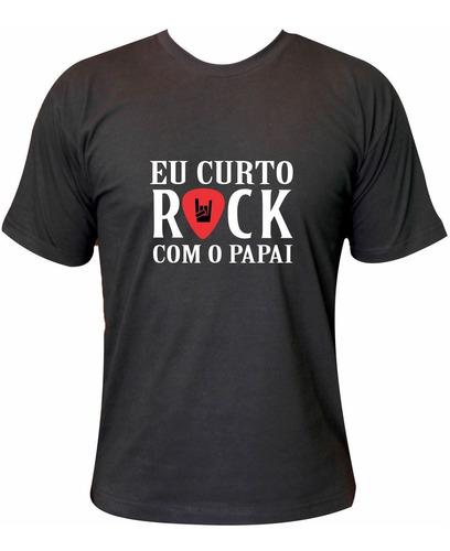 camiseta infantil bandas, rock, músicas