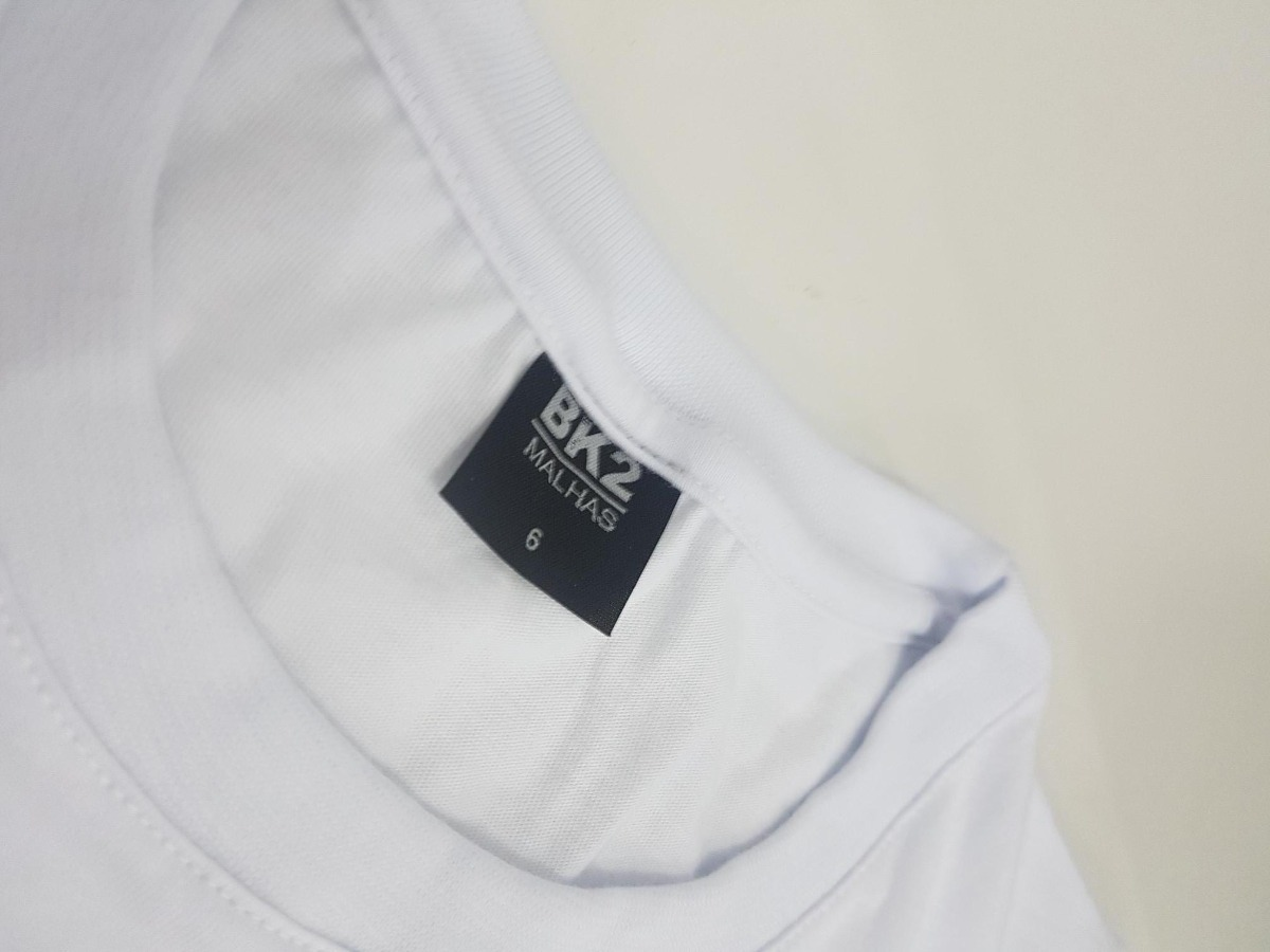 1324226c4 camiseta infantil básica lisa tradicional 100% algodão cores. Carregando  zoom.