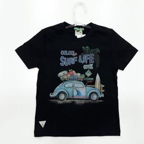 e10ff9fd7 Colcci Fun Infantil - Camisetas e Blusas no Mercado Livre Brasil