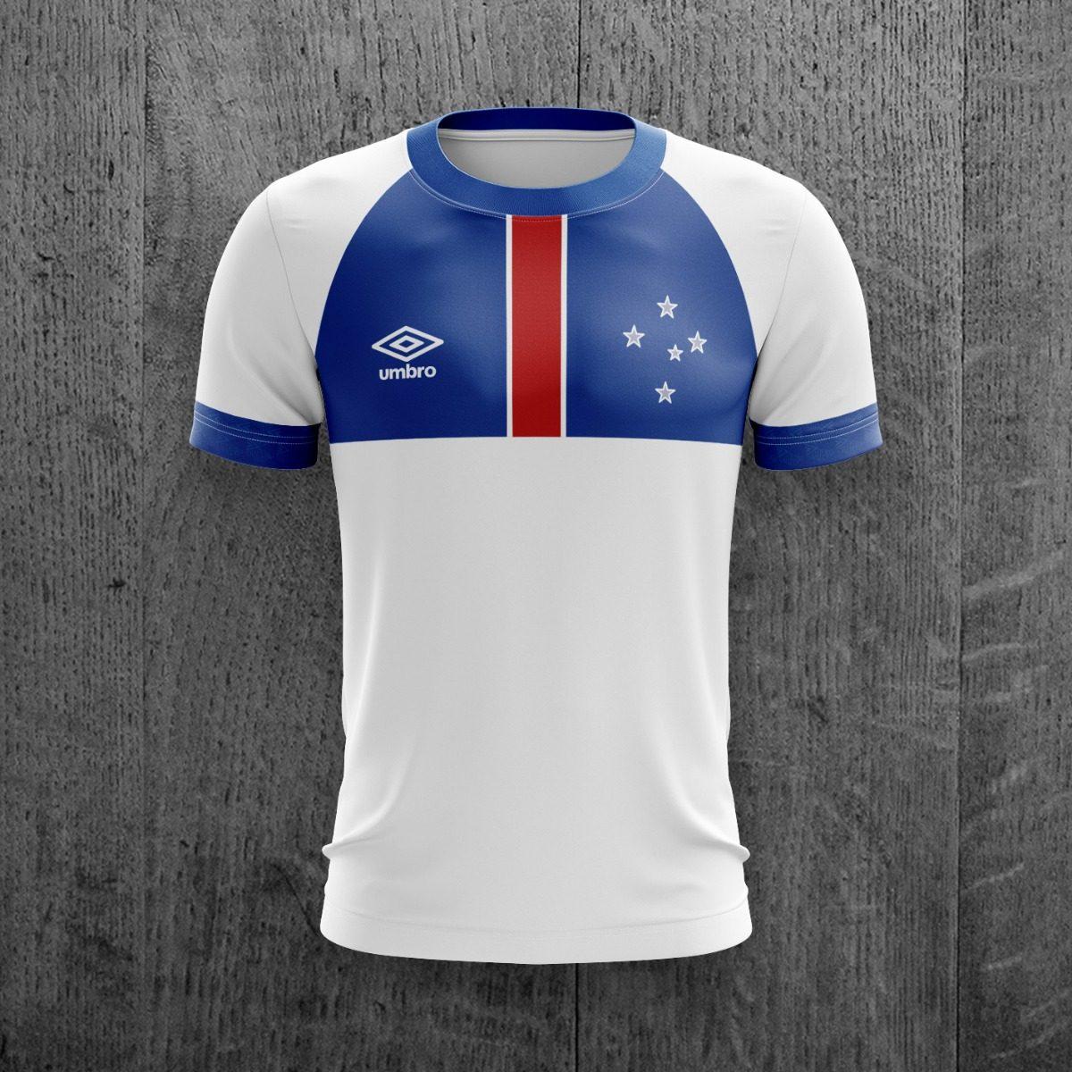 camiseta infantil cruzeiro islândia personalizada com nome. Carregando zoom. b873716a319af