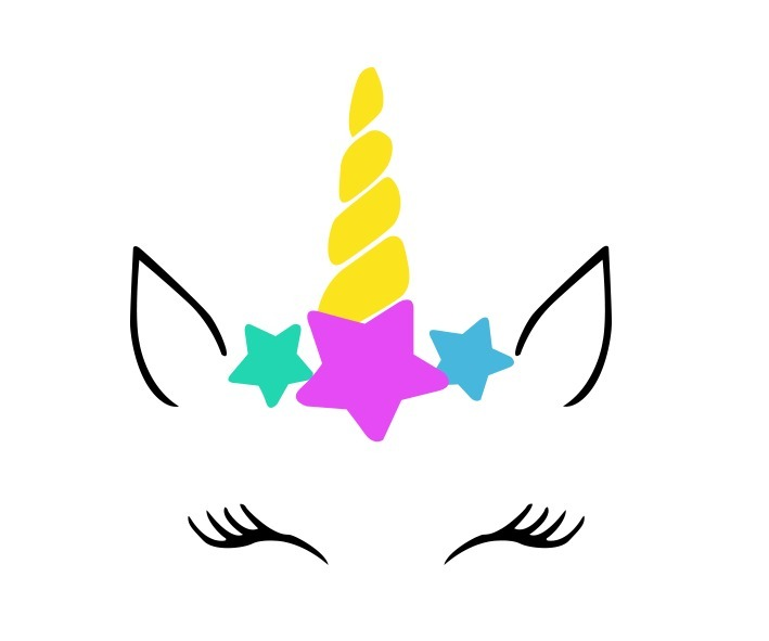 camiseta infantil face unicornio tumblr unicorn festa star r 25