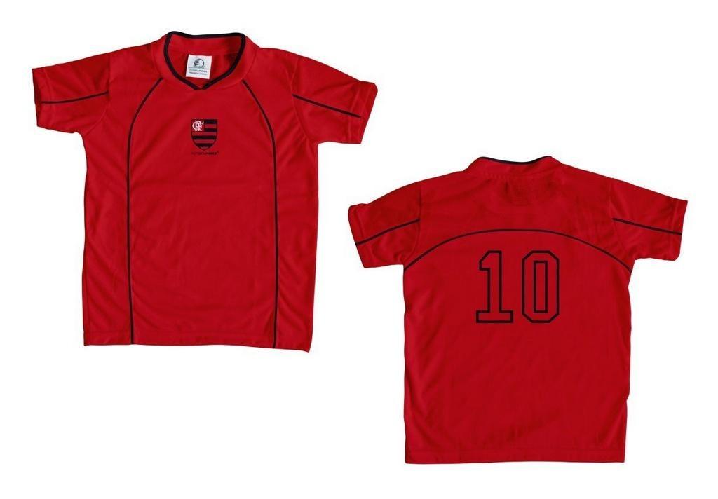 a427c26aa6 camiseta infantil flamengo vermelha oficial torcida baby. Carregando zoom.