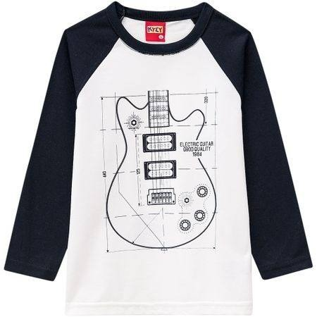 09fb52baf4 Camiseta Infantil Masculina Kyly Meia Malha - R  46