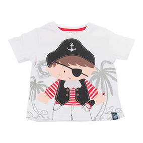 b3c38cbe1e Camiseta Boca Grande - Calçados