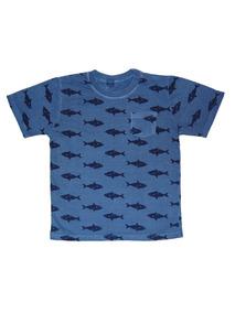 7df3dadeb0 Camiseta Azul Royal Lisa Infantil - Calçados, Roupas e Bolsas em São Paulo  Zona Sul com o Melhores Preços no Mercado Livre Brasil