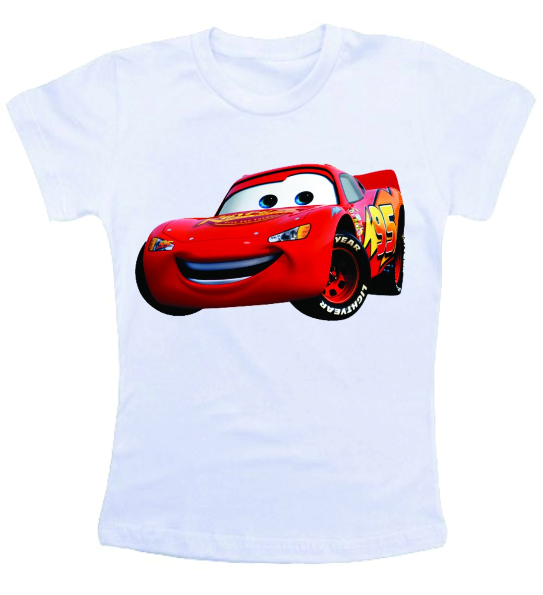 camiseta infantil personalizada carros desenho animado r 74 09