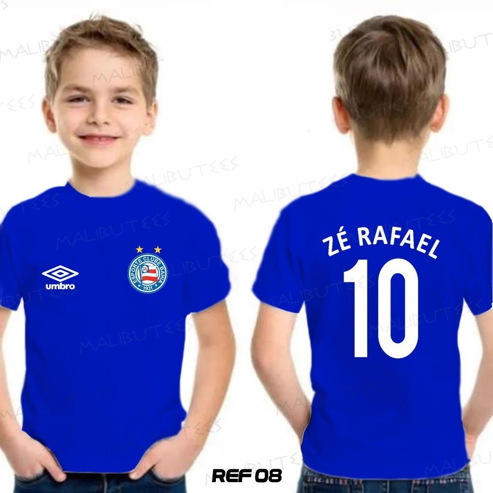 5835a5427d camiseta infantil personalizada time bahia futebol - 08. Carregando zoom.