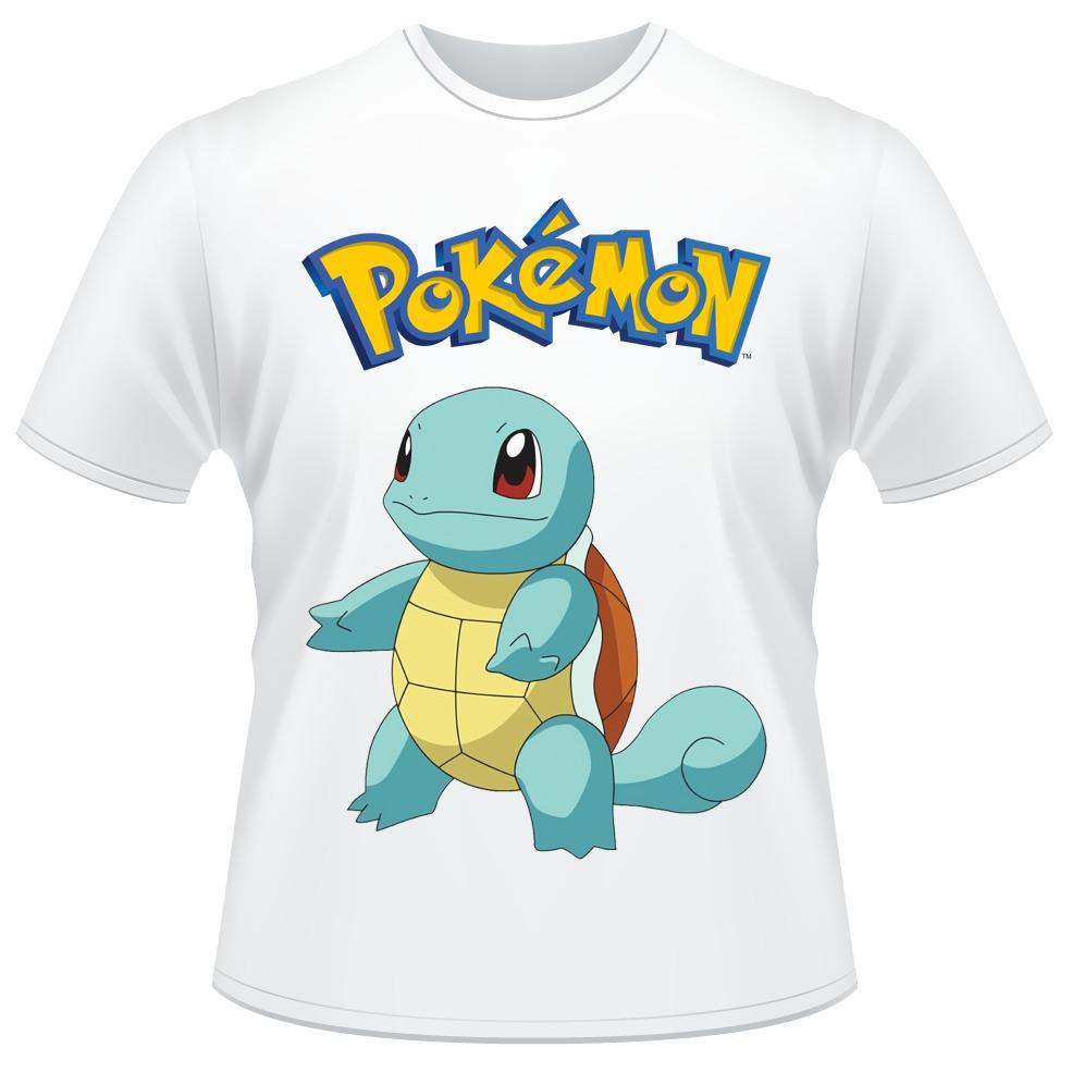 7e7689053b camiseta infantil pokemon go squirtle anime desenho camisa. Carregando zoom.