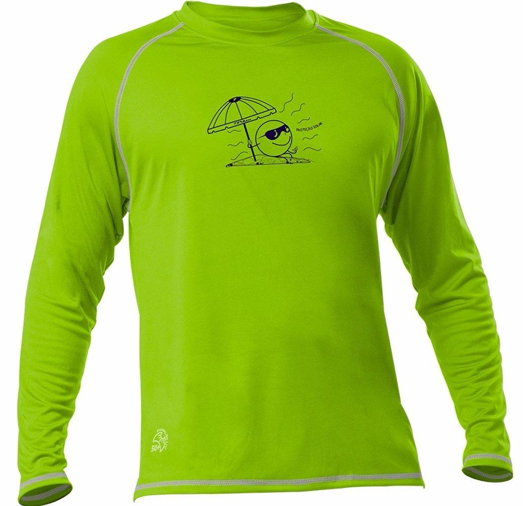 c43de92eca Camiseta Infantil Proteção Solar Fator Uv 50 Poker Original - R  39 ...
