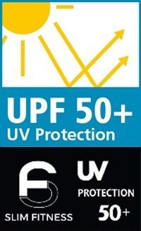 camiseta infantil proteção solar uv fps50