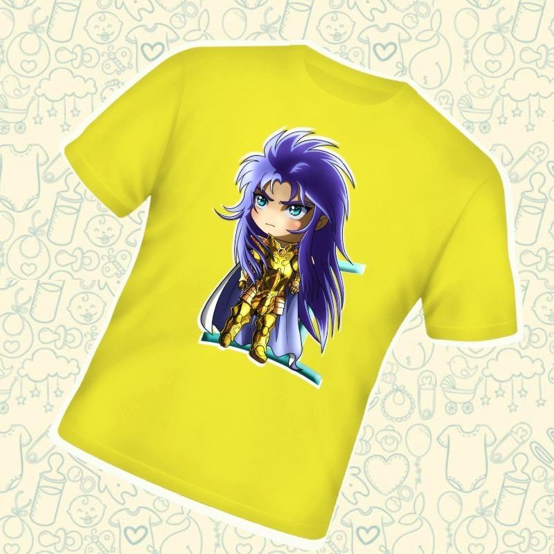 5aea95bfa camiseta infantil saga gêmeos cavaleiros zodíaco c095am. Carregando zoom.