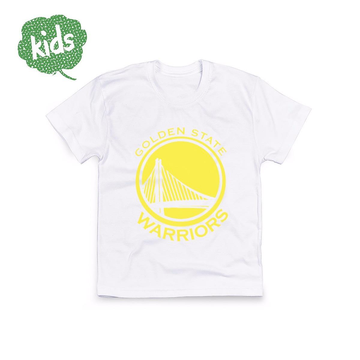 camiseta infantil time golden state campeão promoção. Carregando zoom. c852c8687b0cb