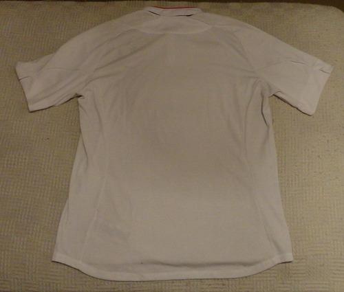 camiseta inglaterra 2012