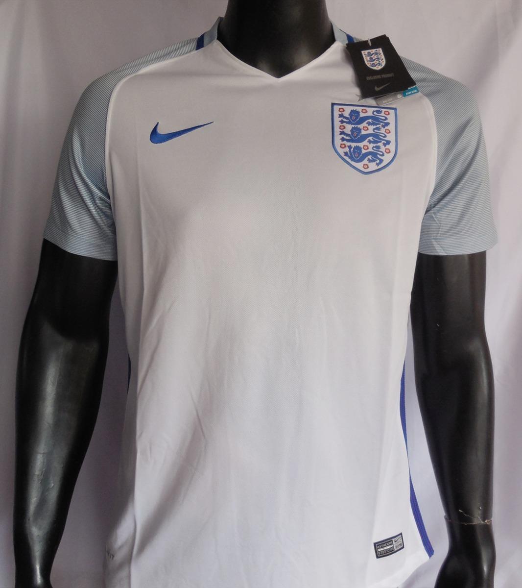 camiseta inglaterra eurocopa 2016 local nike. Cargando zoom. c8ab42c5dff3b