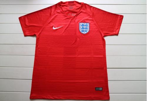 camiseta inglaterra mundial 18 - premium mua1