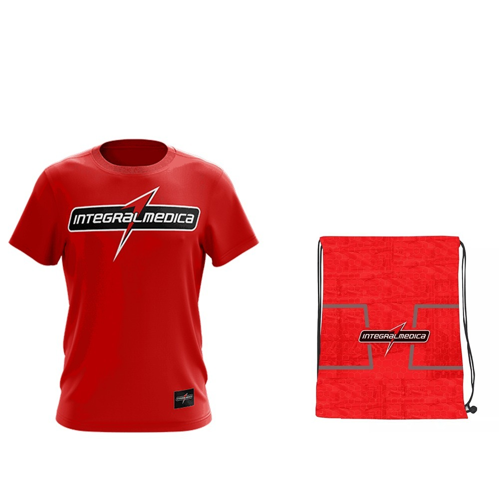 61b1d44fa0 Características. Marca Integralmédica  Modelo Dry fit  Gênero Masculino   Material da camiseta Poliamida ...
