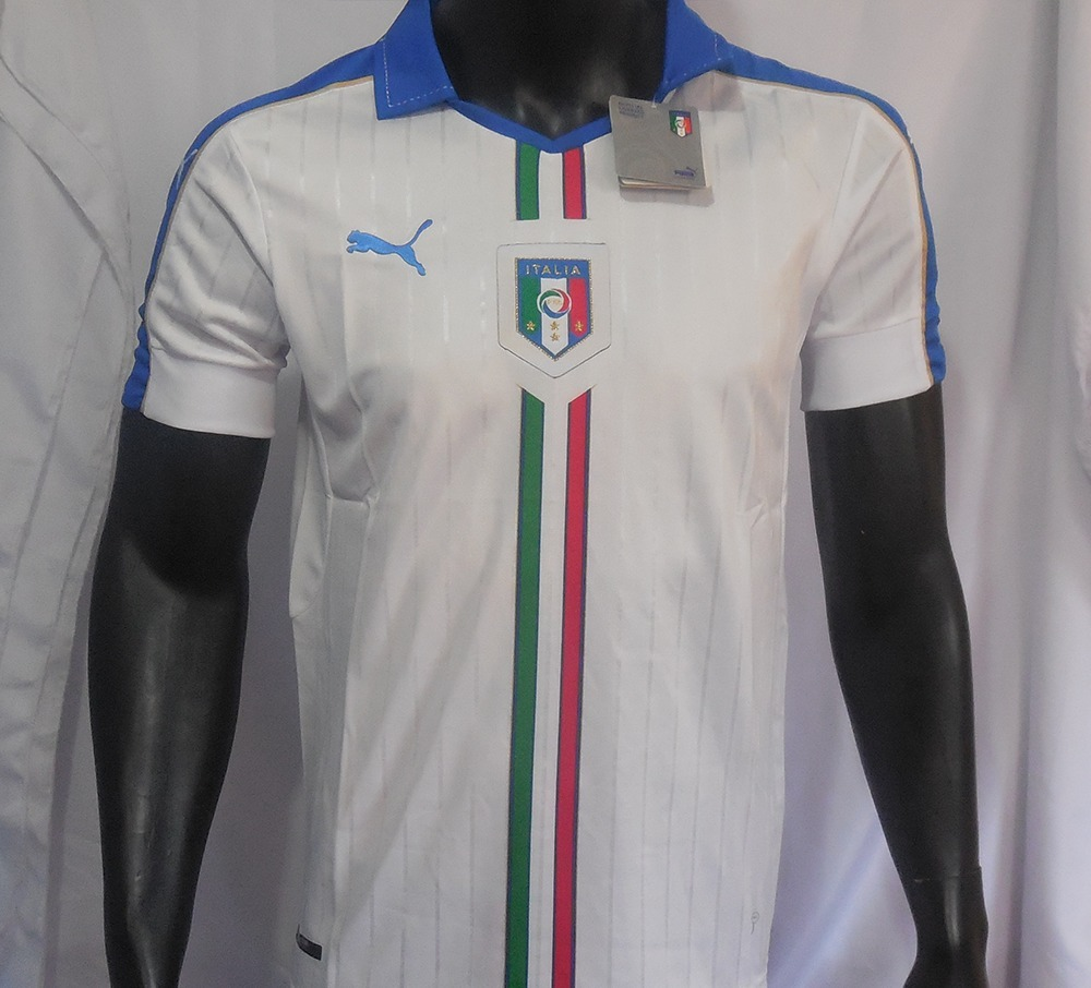 b782ee4451 camiseta italia 2016 eurocopa puma. Cargando zoom.
