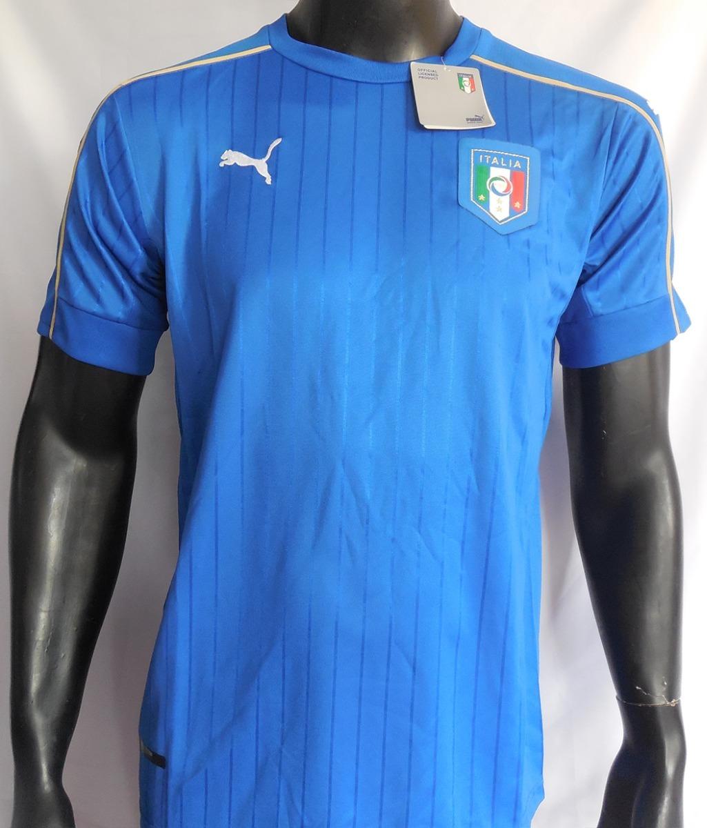 16a751ed7a camiseta italia 2016 home eurocopa puma. Cargando zoom.