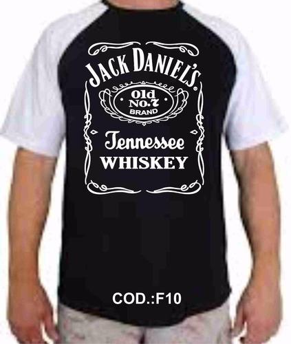 camiseta jack daniel`s