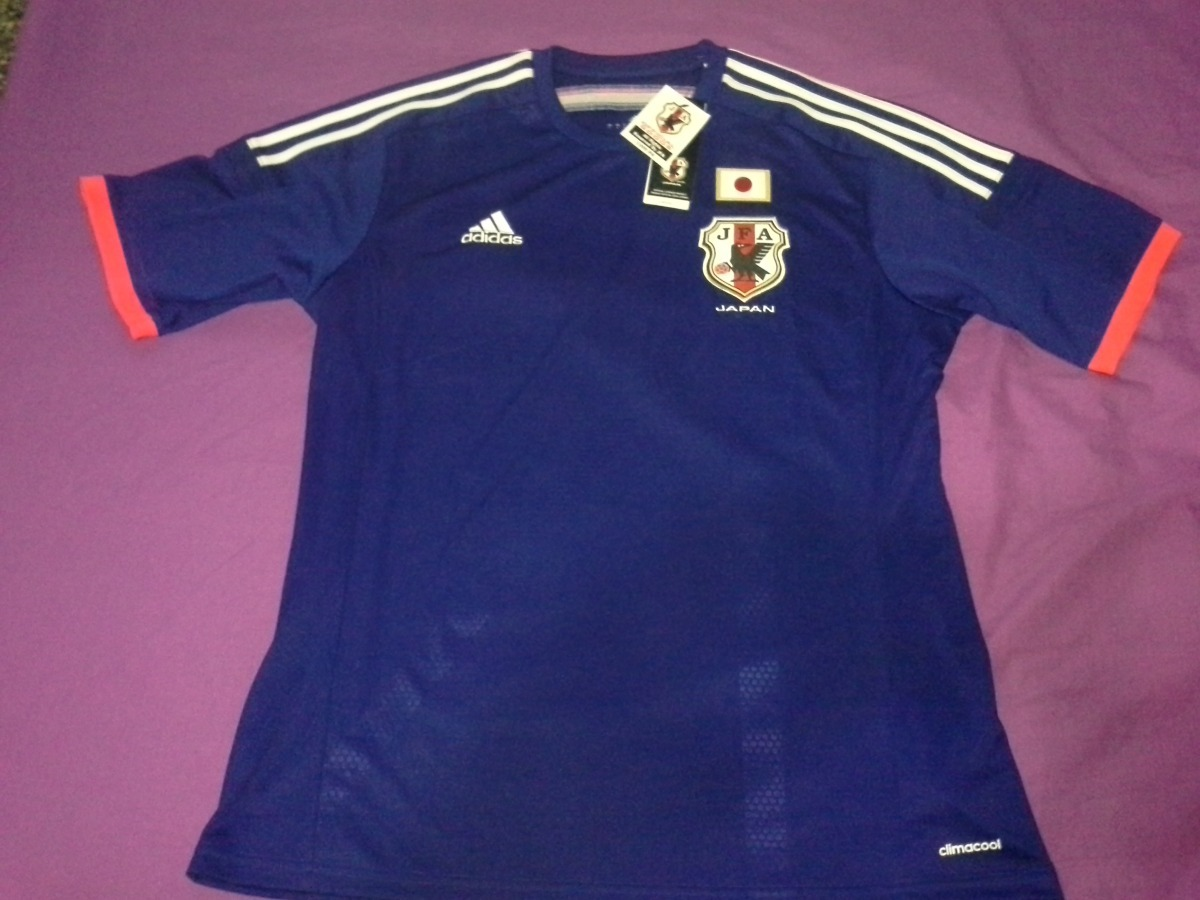 camiseta japon adidas