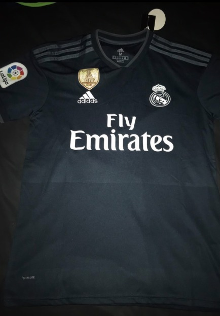 424edea73d234 camiseta jersey real madrid 2018-2019 envió gratis · jersey real madrid. Cargando  zoom.
