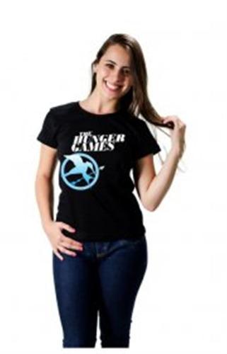 camiseta jogos vorazes a esperança filme feminina