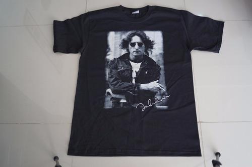 camiseta john lenon rock activity importada talla m