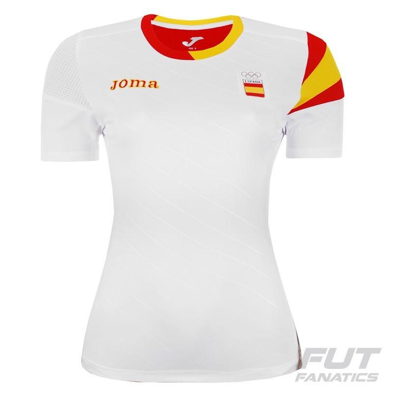 3f6ab1947b ... Camisa Adidas Espanha Home 2018 Authentic - FutFanatics 9751ca2a9f9738   Camiseta Joma Comitê Espanhol Feminina - Futfanatics - R 69