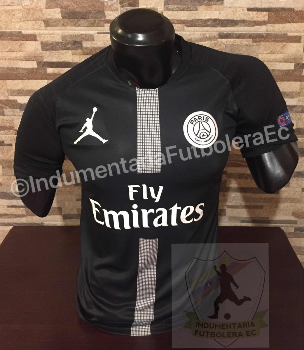 purchase cheap b789e 5821b Camiseta Jordan Paris Psg - Champions League 2018 - 2019