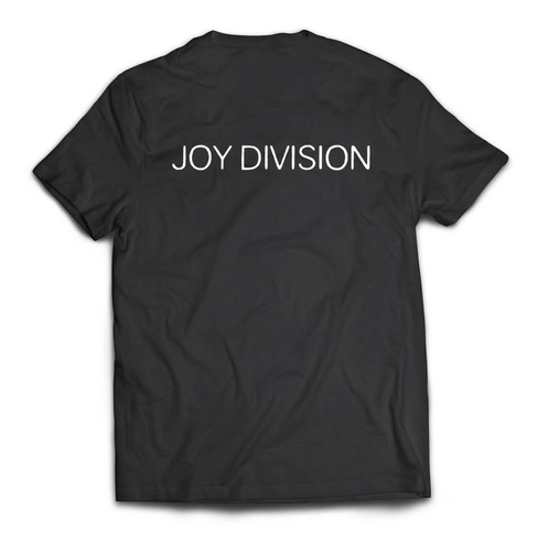 camiseta joy division unknown pleasures rock activity