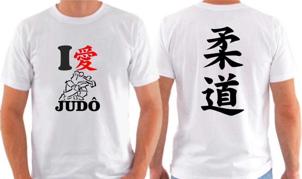 Camiseta Judo Esporte Luta Arte Marcial Japão Olimpico - R  38 d8e11b31e83