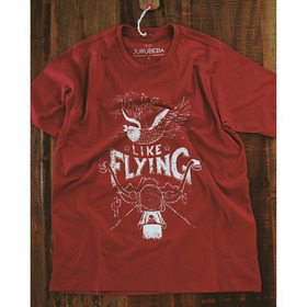 Camiseta Jurubeba Modelo Flycycle