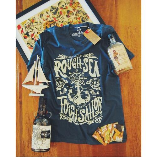 camiseta jurubeba modelo sailor