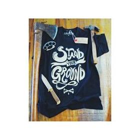 Camiseta Jurubeba Modelo Stand Your Ground