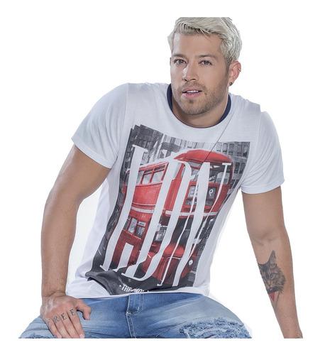 camiseta juvenil masculino marketing personal 65403