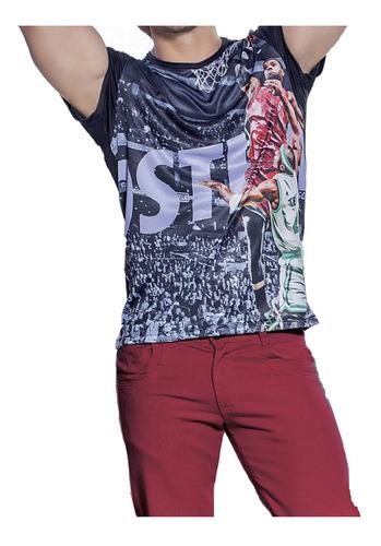 camiseta juvenil masculino marketing personal 87959