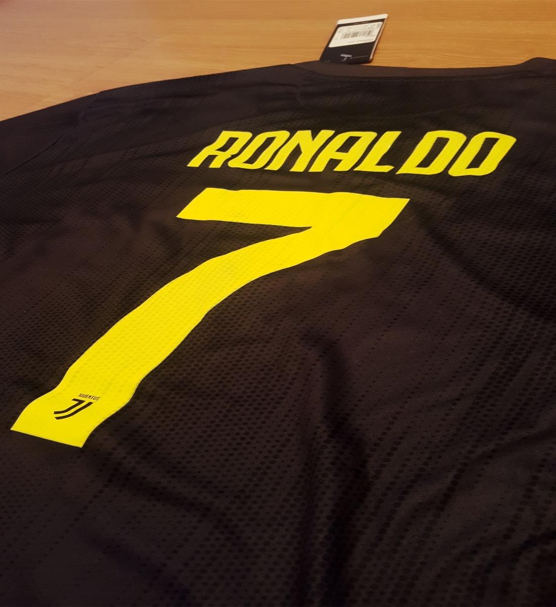 74b12a91f98 camiseta juventus (3rd kit) cristiano ronaldo - original. Carregando zoom.