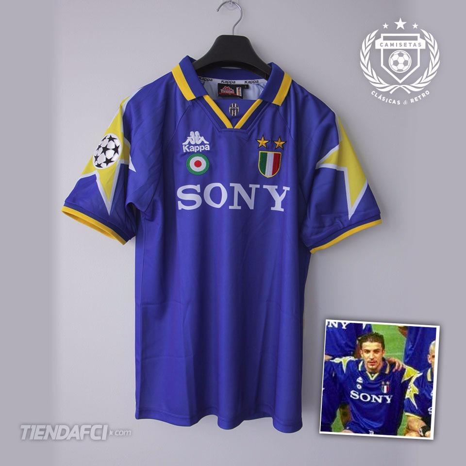 93f9f5697f47a Camiseta Juventus 98 Campeon Champions Nike Del Piero -   155.000 en ...