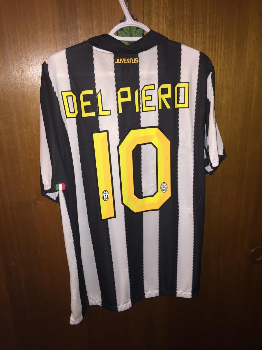 big sale 4d84f 16d28 Camiseta Juventus Fc 2010-2011 Titular - $ 35.000