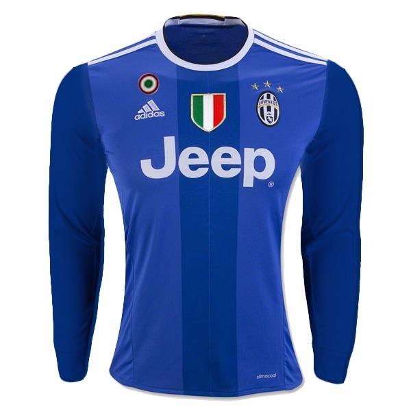 Camiseta Juventus manga larga