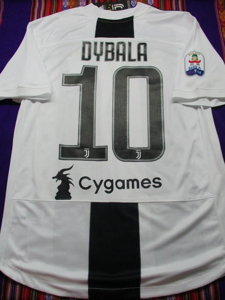 41b8e6e1e08af Camiseta Juventus 20182019 Buena calidad nombre numero